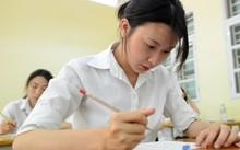 Thí sinh dự thi THPT quốc gia 2017 tại Hà Nội. Ảnh minh họa