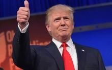 Tỷ lệ ủng hộ đối với Tổng thống Mỹ Donald Trump đã giảm 6%