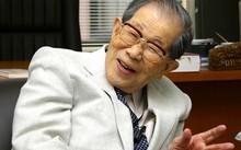 """""""Huyền thoại y học"""" Nhật Bản vừa qua đời ở tuổi 105. Ảnh: Reuters"""