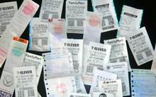 Những hóa đơn mua lẻ có thể trúng 7 tỷ đồng