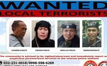 Lệnh truy nã Farhana Maute - bà mẹ của 6 người con trai đều là chiến binh IS. Ảnh: SCMP.