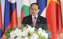 Ông Lê Lương Minh, Tổng Thư ký ASEAN.