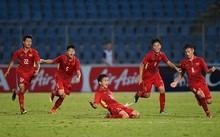 U15 Việt Nam giành vé vào chung kết U15 Đông Nam Á.