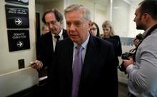 Thượng nghị sĩ Lindsey Graham - Ảnh: Reuters