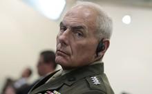 Tướng Kelly trong thời gian tại ngũ. Ảnh: Reuters.