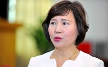 Thứ trưởng Hồ Thị Kim Thoa bất ngờ gửi đơn xin thôi việc.