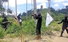 IS hiện đang là kẻ thù đáng gờm của Philippines. (Ảnh: Daily Mail)