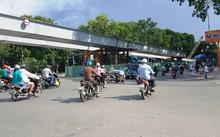 Cầu vượt thép giải cứu sân bay Tân Sơn Nhất bị đình chỉ 2 tháng