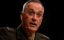 Chủ tịch Hội đồng tham mưu trưởng Mỹ Joseph Dunford (Ảnh: Reuters)