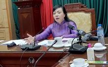 Bộ trưởng Y tế yêu cầu Hà Nội triển khai ngay các biện pháp để hạ hỏa dịch