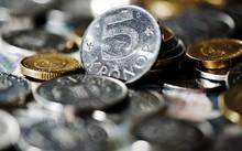 Thụy Điển sắp chuyển sang dùng loại tiền xu mới. Ảnh: Bloomberg