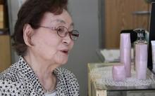Bà Iida đã có hơn nửa thế kỷ bán mỹ phẩm. Ảnh: WJS