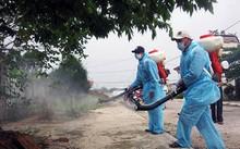 """Phun hóa chất diệt muỗi đủ liều lượng sẽ """"tiêu diệt"""" được muỗi. Ảnh minh họa: Internet"""