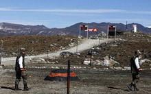Khu vực cao nguyên nơi quân đội Trung Quốc và Ấn Độ đối đầu nhau suốt gần 3 tháng qua ảnh: India Today