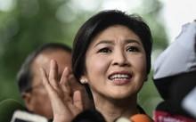 Cựu thủ tướng Thái Lan Yingluck. Ảnh: AFP.