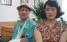Đây là lần đầu tiên Chí Trung - Vân Dung ghép đôi trong phim. (Ảnh: VFC)