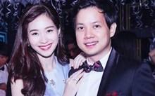 """Hoa hậu Đặng Thu Thảo và doanh nhân Trung Tín được xem là cặp """"trai tài- gái sắc"""" trong giới showbiz Việt."""