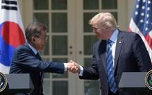 Ông Trump đồng ý bán hàng tỷ USD vũ khí cho Hàn Quốc
