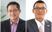 Hai cựu CEO người Việt chia tay Microsoft và Bosch vì nhận được lời mời công việc mới. Ảnh: ông Vũ Minh Trí từ trái sang