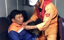 4 người mất tích khi tàu cá chìm trên biển Vũng Tàu