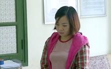Mai Thị Tân Dân bị cơ quan cảnh sát điều tra bắt giữ. Ảnh: IT