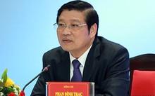 Bí thư TƯ Đảng, Trưởng ban Nội chính TW Phan Đình Trạc.
