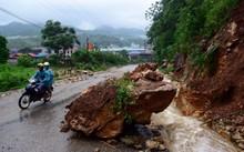 Thời tiết ngày 13/7: Mưa lớn  gây nguy cơ lũ lụt và sạt lở đất ở Bắc Bộ