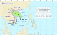 Thời tiết ngày 15/7: Áp thấp nhiệt đới gây mưa dông cả nước