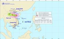 Thời tiết ngày 17/7: Mưa lớn toàn Bắc Bộ và Bắc Trung Bộ do ảnh hưởng của bão Talas