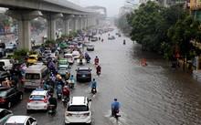 Thời tiết ngày 18/7: Áp thấp và gió Đông Nam gây mưa lớn ở Bắc Bộ và Bắc Trung Bộ