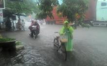 Thời tiết ngày 26/7: Hoàn lưu của bão SONCA gây mưa lớn cho cả Bắc Bộ và Bắc Trung Bộ