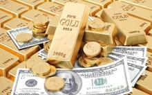 Giá vàng ngày 8/8: Vàng tiếp đà lao dốc