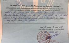 Chủ tịch xã đích thân xin lỗi gia đình tân sinh viên, xác nhận lại lý lịch