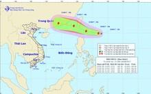 Thời tiết ngày 21/8: Xuất hiện bão trên Biển Đông