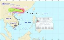 Thời tiết ngày 24/8: Đông Bắc Bộ mưa lớn do ảnh hưởng của bão Hato
