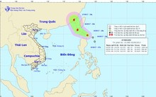 Thời tiết ngày 6/9: Xuất hiện áp thấp nhiệt đới trên biển Đông