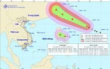 Thời tiết ngày 12/9: Xuất hiện bão và áp thấp nhiệt đới trên biển Đông
