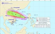 Hai ngày nữa siêu bão số 10 đổ bộ vào Nghệ An - Hà Tĩnh