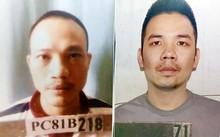 Hai tử tù đu dây ra ngoài, cướp xe máy người thân tẩu thoát
