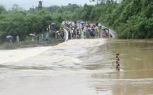 Thời tiết ngày 17/9: Lũ quét và ngập úng các đô thị do ảnh hưởng của bão số 10