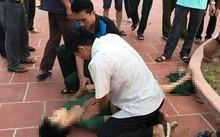 Hải Dương: Nam thanh niên mặc quân phục tự tử tại chùa