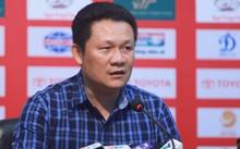 Thua sát nút, HLV Hoàng Anh Gia Lai tố trọng tài xử ép