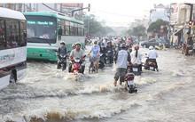 Thời tiết ngày 2/10: Miền Trung, miền Nam có mưa dông diện rộng