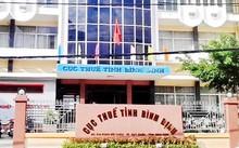 Bình Định: Trưởng phòng Thanh tra Thuế bị bắt quả tang nhận tiền hối lộ