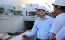 Chủ tịch Đà Nẵng: Thưởng nóng nếu hoàn thành hầm chui kịp phục vụ APEC