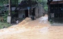 Hòa Bình: 10 người chết do mưa lũ, Quốc lộ 6 bị chia cắt