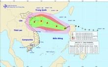 Trong 2 ngày tới, bão số 11 sẽ đổ bộ vào nước ta