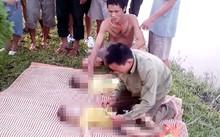 Nghệ An: Rửa chân dưới ruộng, 2 cháu bé tử vong do đuối nước