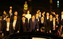 APEC2017: Thủ tướng Nhật Bản và Tổng thống Chile đã có mặt tại Đà Nẵng