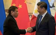 Chủ tịch Tập Cận Bình và Tổng thống Duterte
